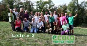 Résultats des élections : + 5,92% (2 sièges en plus) pour Ecolo !
