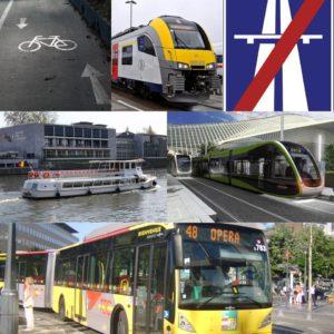 Plan Urbain de Mobilité : Fin de l'enquête publique le 7 janvier – François SCHREUER à Tilff ce vendredi 4 janvier