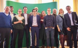 Ecolo et Groen dessinent la Belgique du futur grâce à leurs candidats Erasmus