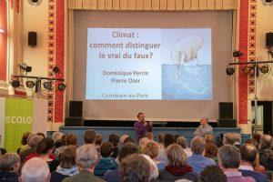 """""""After movie"""" de la conférence sur le climat du 8 mai à Poulseur !"""