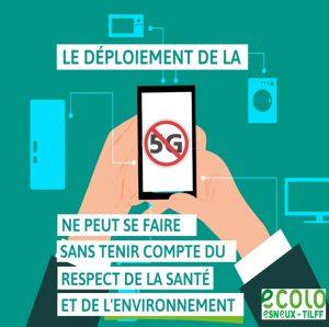 5G : Ecolo Esneux-Tilff inscrit un point à l'ordre du jour du Conseil communal du 25 juin