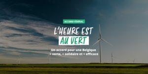 Les Verts approuvent l'accord fédéral : un nouvel élan pour la Belgique et un nouvel horizon à portée de main
