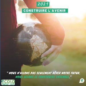 Le groupe local Ecolo Esneux-Tilff vous présente ses meilleurs vœux pour 2021 !